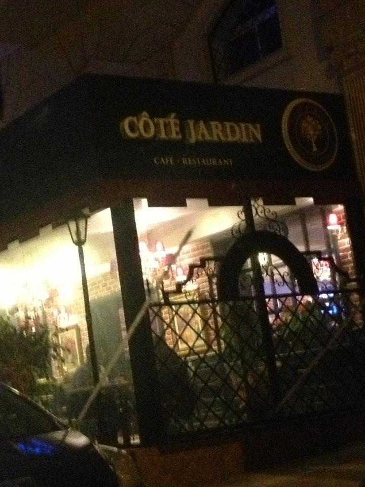 Restaurant Coté Jardin Luxe Coté Jardin Restaurant Tunis Lac 2 Restaurant Menu and Of 75 Charmant Restaurant Coté Jardin
