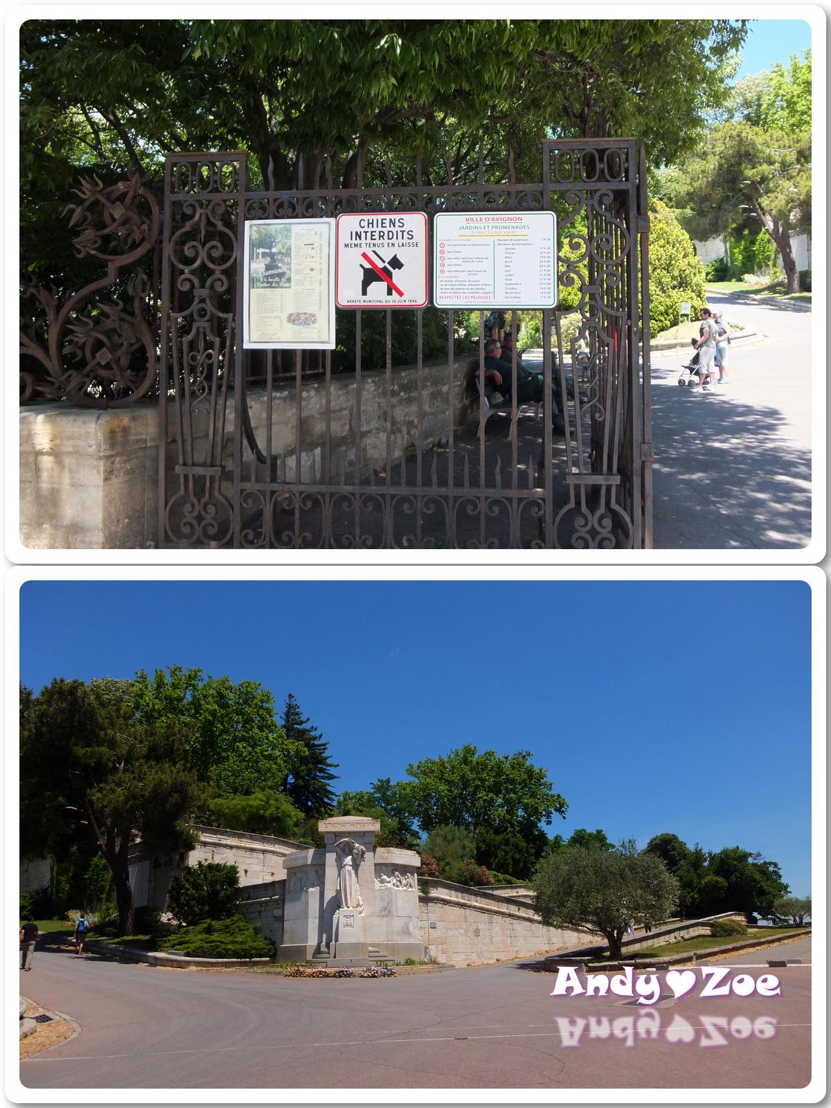 Avignon 逛 皇宮、斷橋024