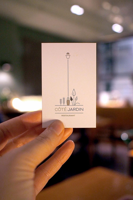 Restaurant Coté Jardin Unique C´té Jardin