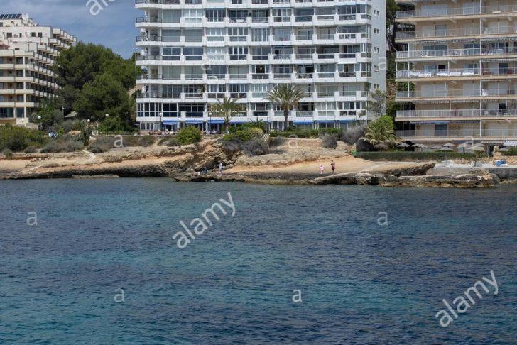 Trh Jardin Del Mar Beau Santa Ponsa Mallorca Spain May 29 2019 Trh Jardin Del