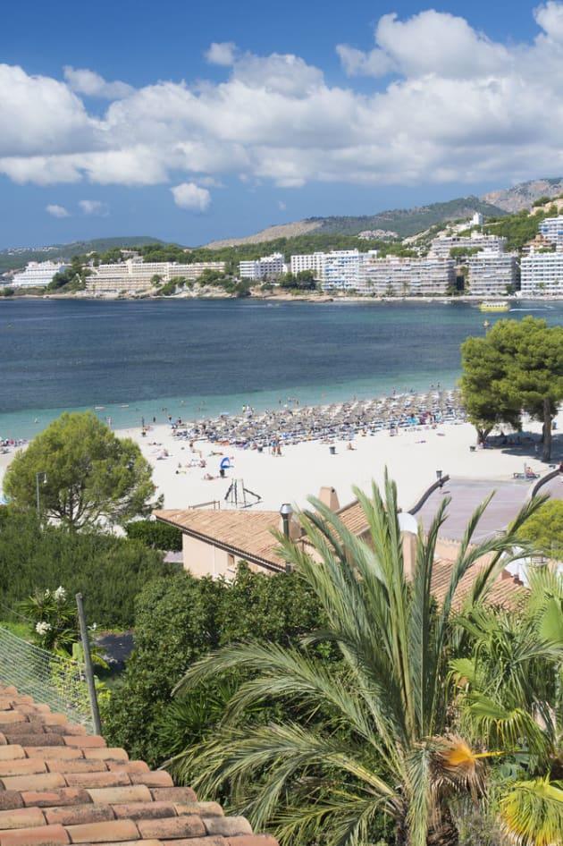 Trh Jardin Del Mar Élégant Apartamentos Casa Vida Hotel Santa Ponsa From £96