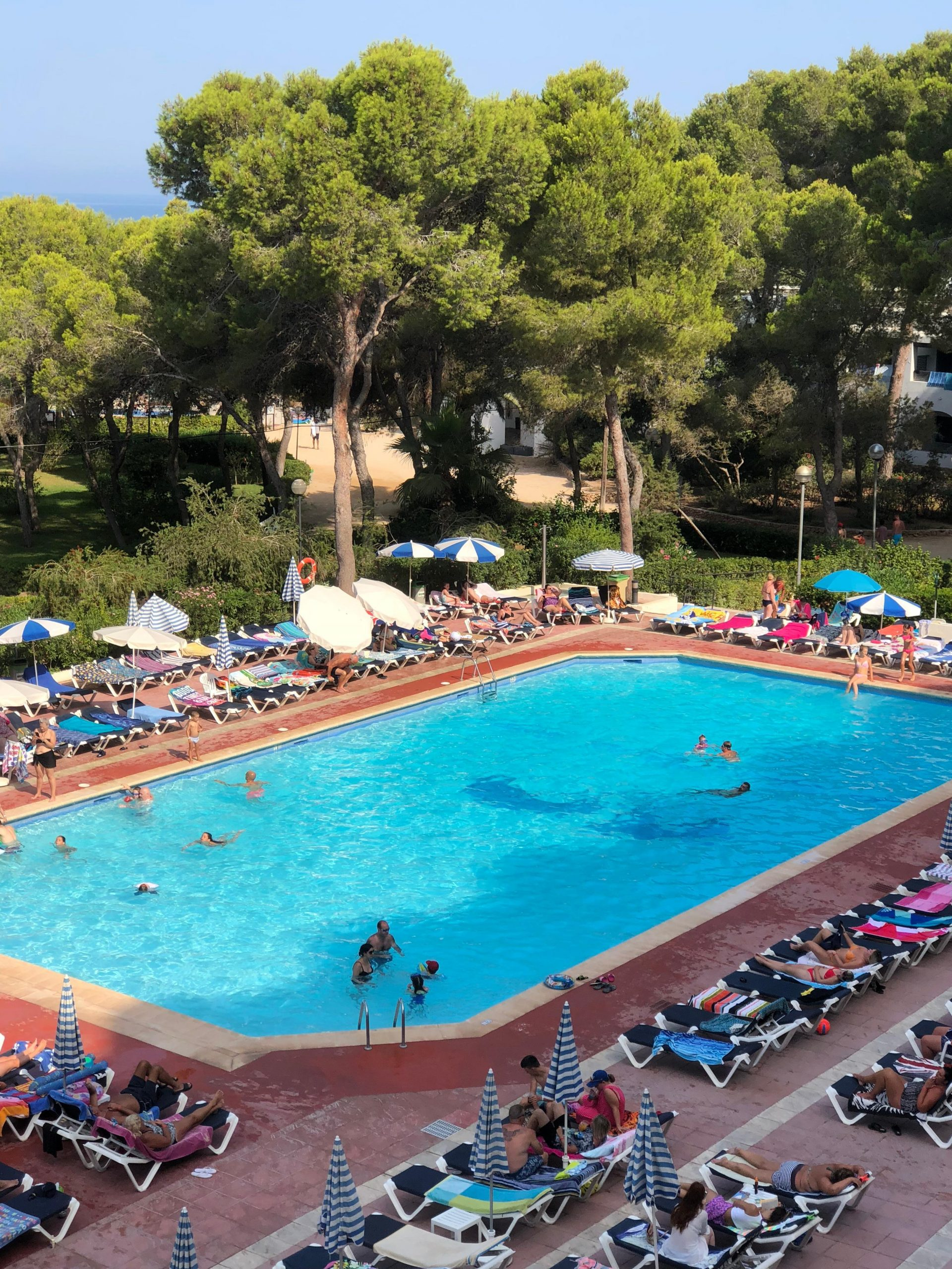 Sant Antoni De Portmany Hotels Fiesta Hotel Tanit All Inclusive h Hotel Information